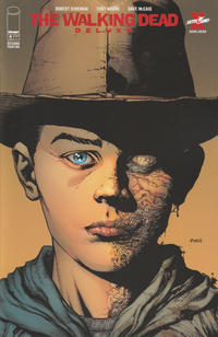Cover Thumbnail for The Walking Dead Deluxe (Image, 2020 series) #4 [Second Printing - David Finch & Dave McCaig Cover]