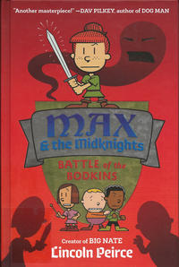Cover Thumbnail for Max & the Midknights (Random House, 2019 series) #2 - Battle of the Bodkins