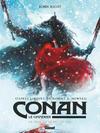 Cover for Conan le Cimmérien (Glénat, 2018 series) #4 - La fille du géant du gel