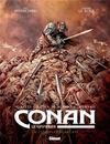 Cover for Conan le Cimmérien (Glénat, 2018 series) #5 - La citadelle écarlate