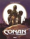 Cover for Conan le Cimmérien (Glénat, 2018 series) #6 - Chimères de fer dans la clarté lunaire