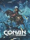Cover for Conan le Cimmérien (Glénat, 2018 series) #8 - Le peuple du cercle noir