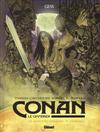 Cover for Conan le Cimmérien (Glénat, 2018 series) #9 - Les mangeurs d'hommes de Zamboula