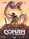 Cover for Conan le Cimmérien (Glénat, 2018 series) #1 - La Reine de la Côte noire