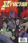 Cover Thumbnail for X-Factor (2006 series) #10 [Newsstand]