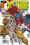 Cover for X-Calibre (Marvel, 1995 series) #4 [Newsstand]