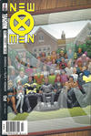 Cover for New X-Men (Marvel, 2001 series) #126 [Newsstand]