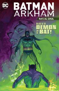 Cover Thumbnail for Batman Arkham: Ra's al Ghul (DC, 2019 series)