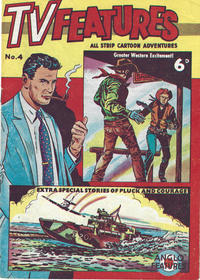 Cover Thumbnail for TV Features (Mick Anglo Ltd., 1961 series) #4