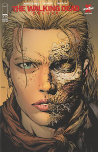 Cover Thumbnail for The Walking Dead Deluxe (Image, 2020 series) #5 [Second Printing - David Finch & Dave McCaig Cover]