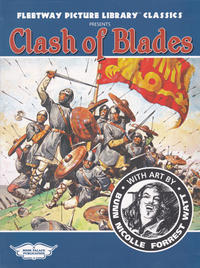 Cover Thumbnail for Fleetway Picture Library Classics (Book Palace, 2019 series) #7 - Clash of Blades