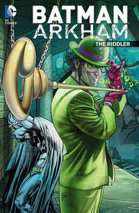 Cover Thumbnail for Batman Arkham: The Riddler (DC, 2015 series)
