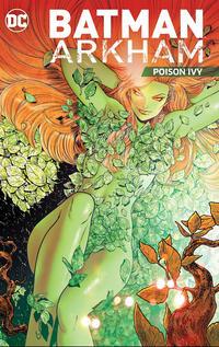 Cover Thumbnail for Batman Arkham: Poison Ivy (DC, 2016 series)