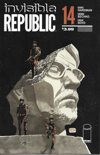 Cover Thumbnail for Invisible Republic (Image, 2015 series) #14