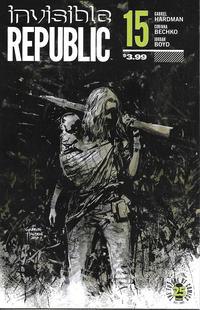 Cover Thumbnail for Invisible Republic (Image, 2015 series) #15