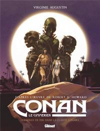 Cover Thumbnail for Conan le Cimmérien (Glénat, 2018 series) #6 - Chimères de fer dans la clarté lunaire