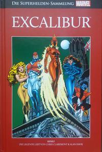 Cover Thumbnail for Marvel - Die Superhelden-Sammlung (Hachette [DE], 2017 series) #76 - Excalibur