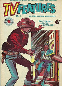 Cover Thumbnail for TV Features (Mick Anglo Ltd., 1961 series) #9
