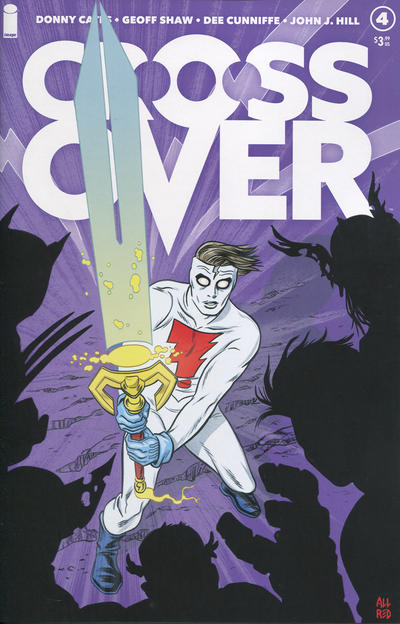 Cover for Crossover (Image, 2020 series) #4