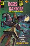 Cover Thumbnail for Boris Karloff Tales of Mystery (1963 series) #63 [Whitman]