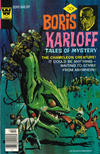 Cover for Boris Karloff Tales of Mystery (Western, 1963 series) #78 [Whitman]