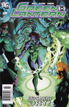 Cover for Green Lantern (DC, 2005 series) #28 [Newsstand]