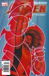 Cover for Astonishing X-Men (Marvel, 2004 series) #21 [Newsstand]