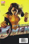 Cover for Astonishing X-Men (Marvel, 2004 series) #16 [Newsstand]