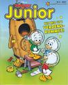 Cover for Donald Duck Junior (Hjemmet / Egmont, 2018 series) #3/2021