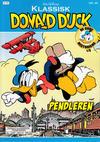 Cover for Klassisk Donald Duck (Hjemmet / Egmont, 2016 series) #29 - Pendleren