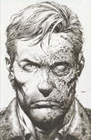 Cover for The Walking Dead Deluxe (Image, 2020 series) #1 [Second Printing - David Finch Sketch Cover]