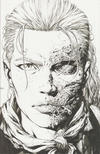 Cover for The Walking Dead Deluxe (Image, 2020 series) #5 [Second Printing - David Finch Sketch Cover]