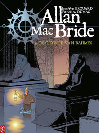 Cover Thumbnail for Allan Mac Bride (Silvester, 2021 series) #1 - De odyssee van Bahmes
