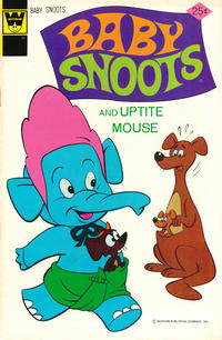 Cover Thumbnail for Baby Snoots (Western, 1970 series) #21 [Whitman]