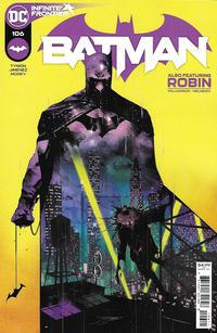 Cover Thumbnail for Batman (DC, 2016 series) #106 [Jorge Jimenez Cover]