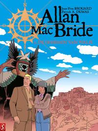 Cover Thumbnail for Allan Mac Bride (Silvester, 2021 series) #2 - De geheimen van Walpi