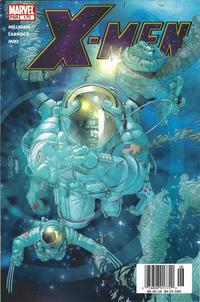 Cover Thumbnail for X-Men (Marvel, 2004 series) #170 [Newsstand]