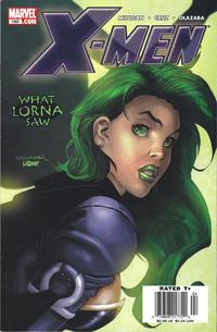Cover Thumbnail for X-Men (Marvel, 2004 series) #180 [Newsstand]
