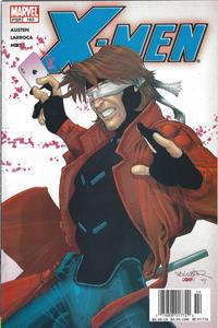 Cover Thumbnail for X-Men (Marvel, 2004 series) #163 [Newsstand]