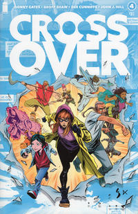 Cover Thumbnail for Crossover (Image, 2020 series) #4