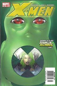Cover Thumbnail for X-Men (Marvel, 2004 series) #181 [Newsstand]