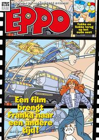 Cover Thumbnail for Eppo Stripblad (Uitgeverij L, 2018 series) #5/2021