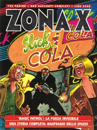 Cover Thumbnail for Zona X (Sergio Bonelli Editore, 1995 series) #42