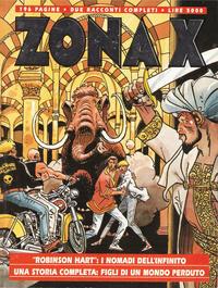 Cover Thumbnail for Zona X (Sergio Bonelli Editore, 1995 series) #30