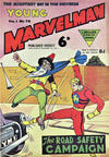 Cover for Young Marvelman (L. Miller & Son, 1954 series) #70