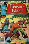 Cover for Marvel Classics Comics (Marvel, 1976 series) #15 - Treasure Island [British]