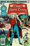Cover for Marvel Classics Comics (Marvel, 1976 series) #17 - The Count of Monte Cristo [British]