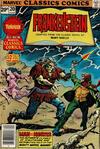 Cover for Marvel Classics Comics (Marvel, 1976 series) #20 - Frankenstein [British]