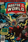 Cover for Marvel Classics Comics (Marvel, 1976 series) #21 - Master of the World [British]