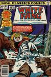 Cover Thumbnail for Marvel Classics Comics (1976 series) #32 - White Fang [British]